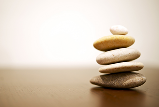 Counselling services calming stones